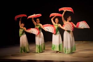 spectacle danse vietnam