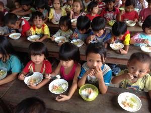 Parrainage enfants Kontum Vietnam