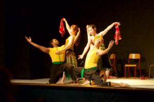 danseurs vietnam