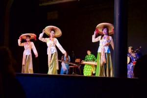 danseuses vietnam