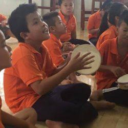 Des étuidants de Sciences Po au Vietnam