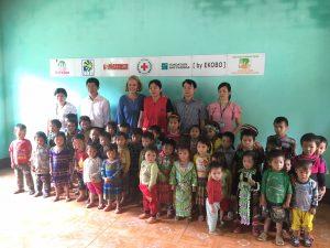 construction école vietnam
