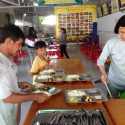 Repas SDF Vung Tau Vietnam